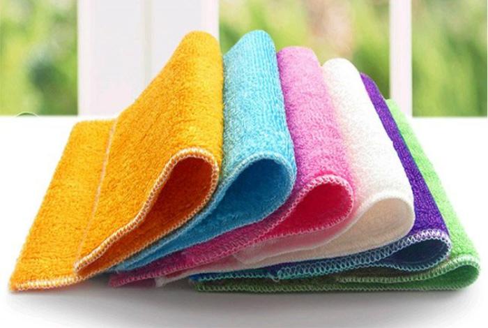 Не стирать тряпки после уборки. | Фото: legkovmeste.ru.