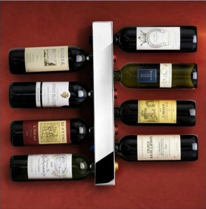 Вертикальная стойка для вина.