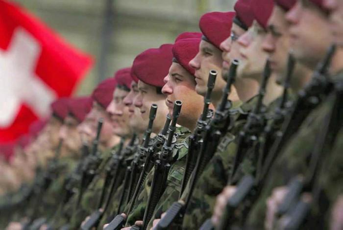 Служба в армии.