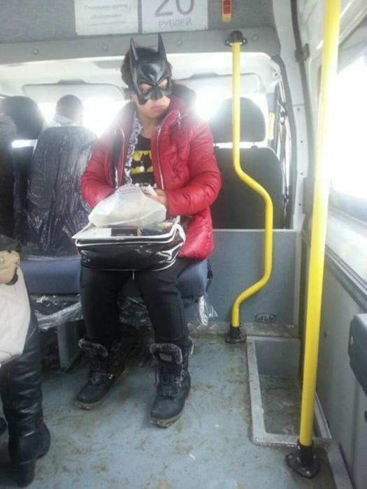 Омский бэтмен.