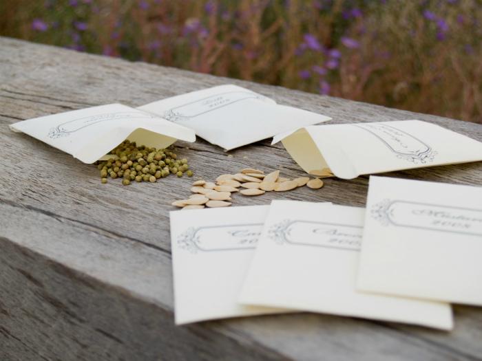 Выбор некачественных семян.