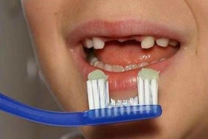 Апгрейд зубной щетки.