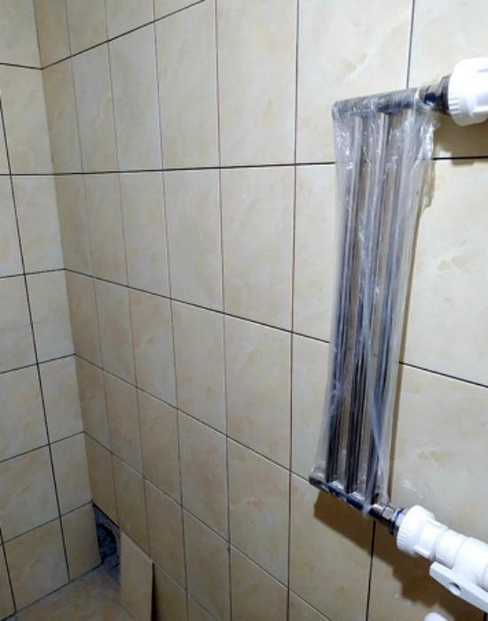 «Идеальный» полотенцесушитель. | Фото: Тролльно.