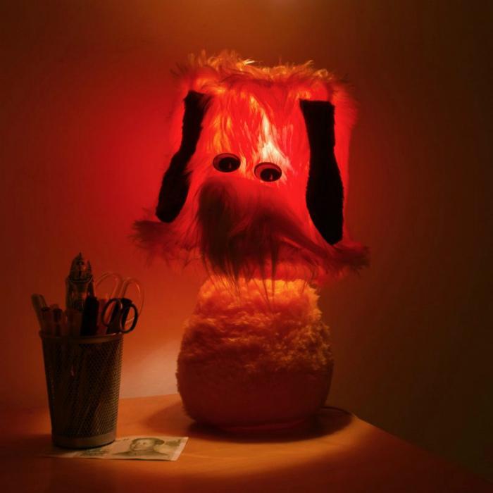 Чудовищный светильник.