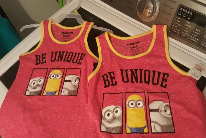Носите одинаковую одежду и будьте уникальными! | Фото: Pinterest.