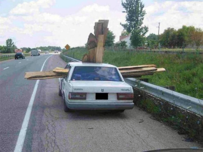 Заготовка и перевозка дров. | Фото: Pinterest.