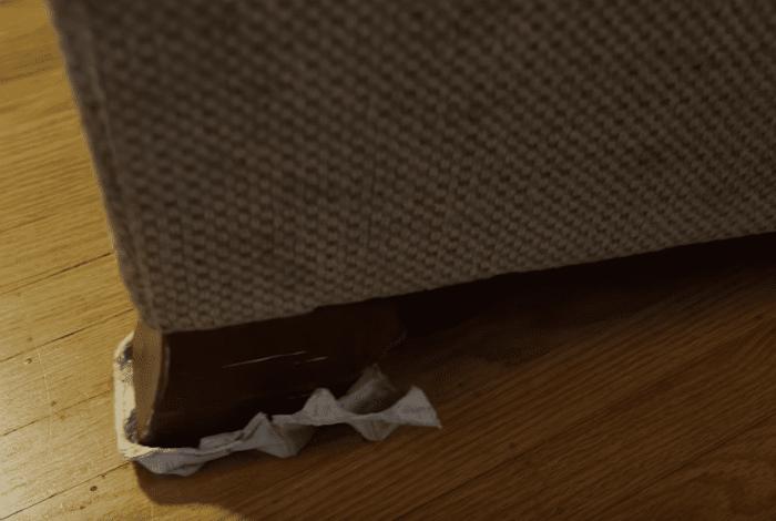 Аккуратная перестановка мебели. | Фото: Home Hacks.