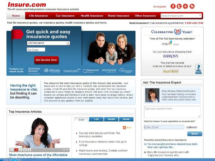 Цена: $19 миллионов. Самое дорогое доменное имя – «Insure.com» было продано в 2009 году компании «QuinStreet» и занесено в Книгу рекордов Гиннеса.