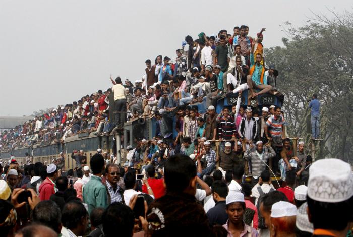 Добро пожаловать в Бангладеш!