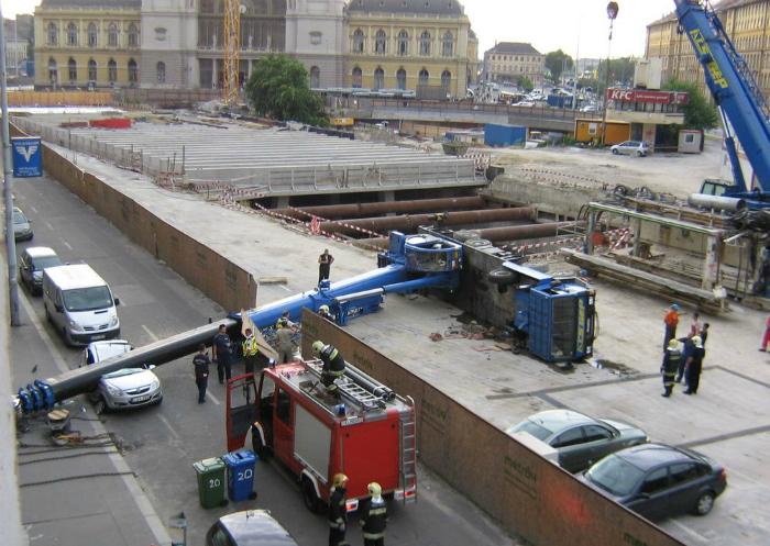 Несчастный случай.