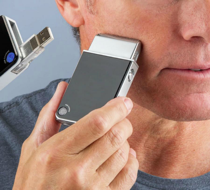 Компактная бритва USB Travel Shaver.