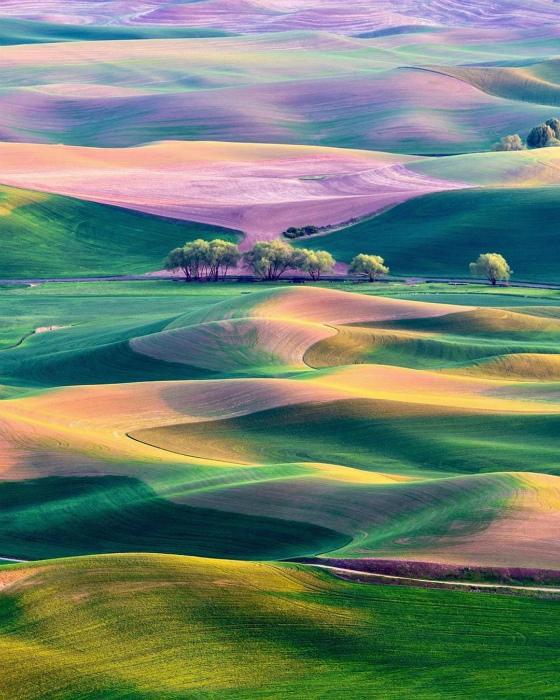 По мнению Novate.ru, это самый красивый пейзаж без грамма фотошопа. | Фото: Imgund.