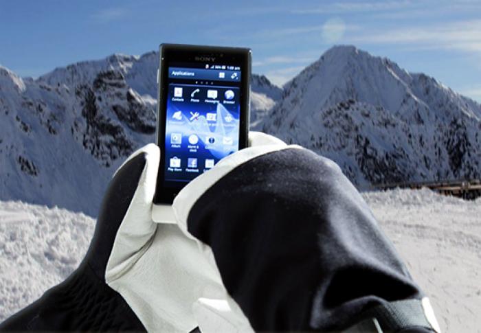 Реже используйте телефон в жару или на холоде.