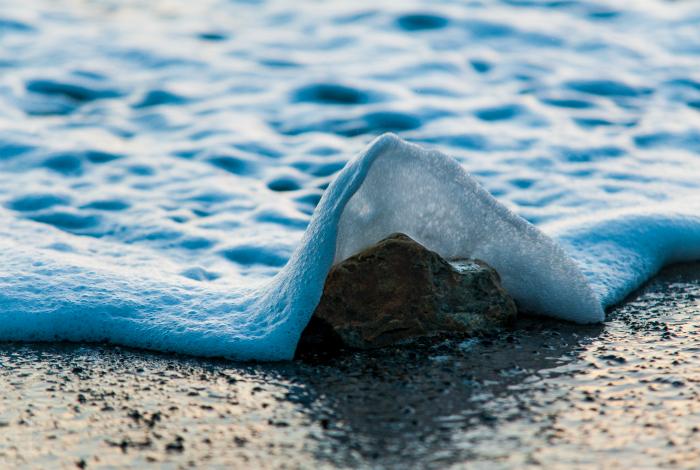 Морская волна.