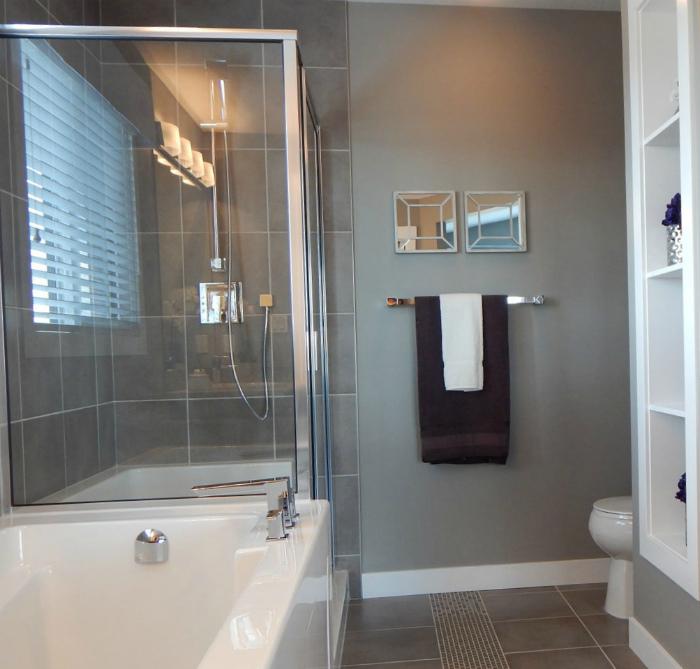 Отсутствие вытяжки в ванной комнате. | Фото: Cosmic Look.
