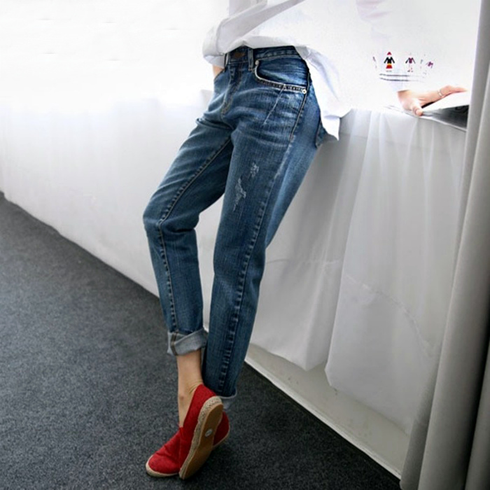 Классические модели джинсов.