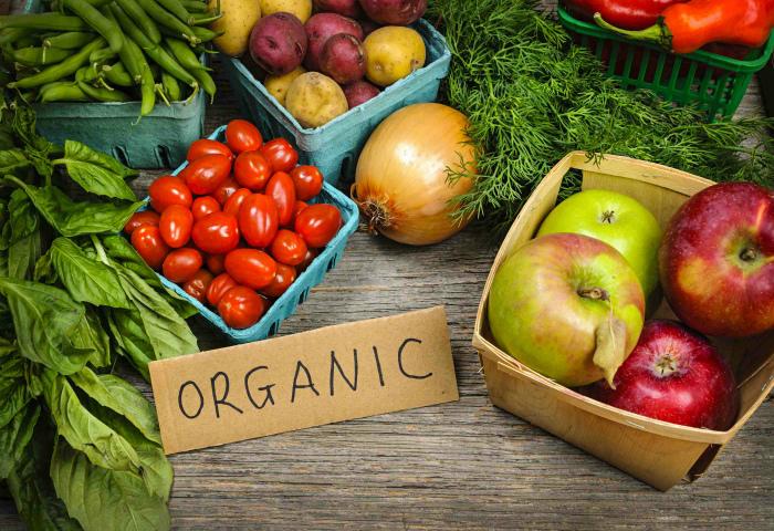 Разница между органическими и натуральными продуктами.