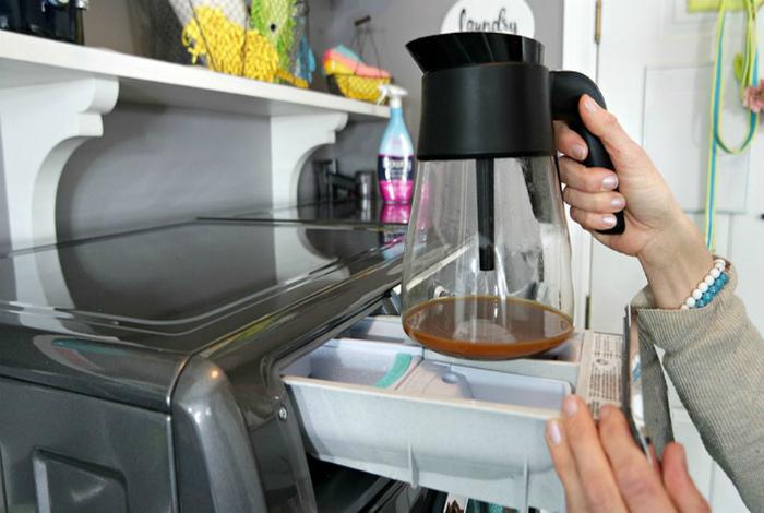Чай и кофе для стирки. | Фото: MY.UA.