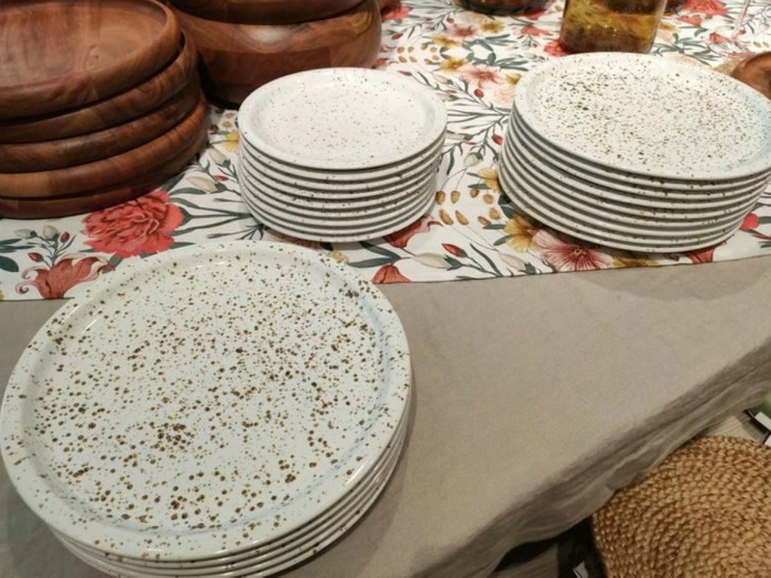 Тарелки для похудения.   Фото: klikabol.com.