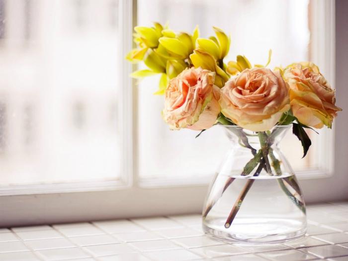 Продлить жизнь букетам живых цветов.