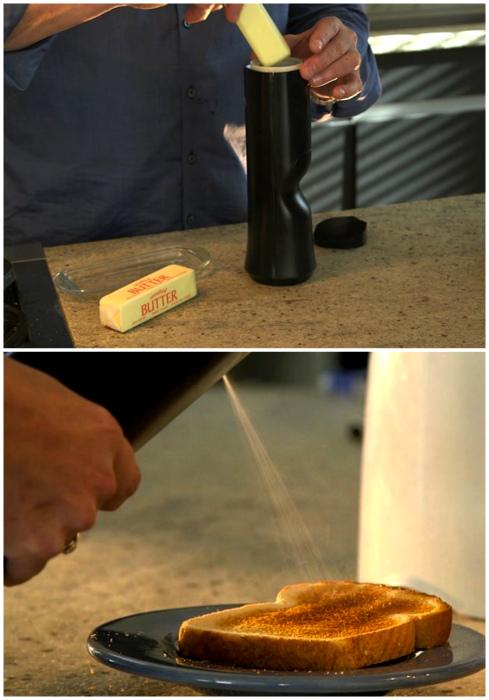 Диспенсер для сливочного масла.