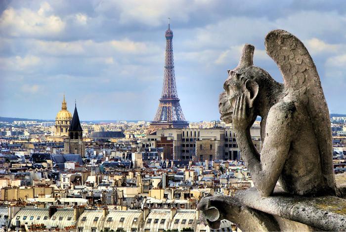 Сердце Франции - Париж. | Фото: Delo.ua.