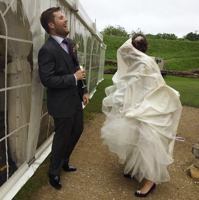 Грозная невеста.
