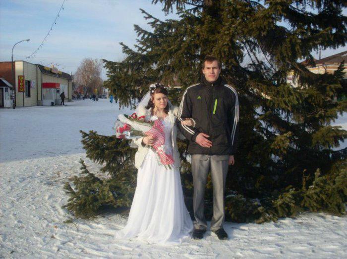 Морозоустойчивая невеста.