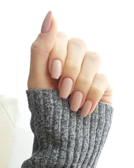 Ухоженные ногти. | Фото: ХОЧУ.ua