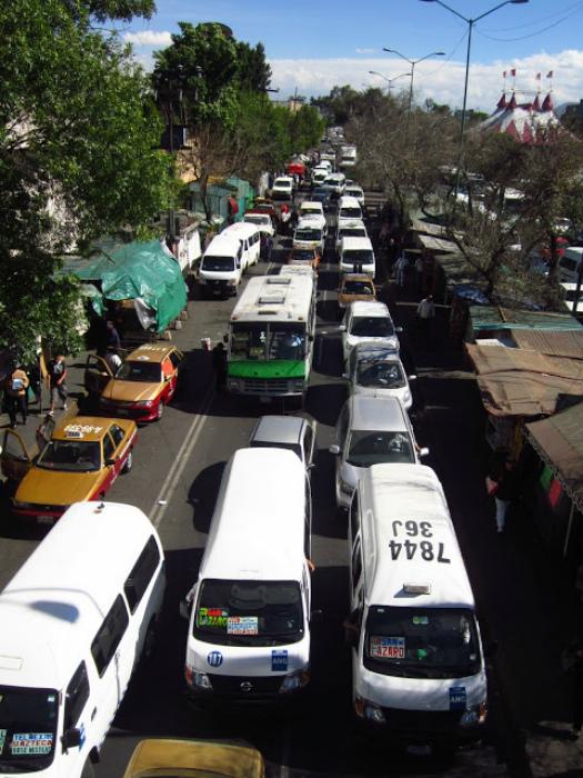 Свободные перемещения на автомобиле в Мексике. | Фото: LiveJournal.