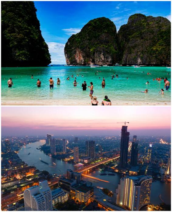 Таиланд - отпуск в один конец.