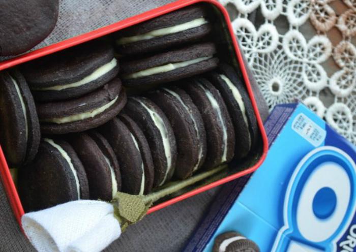 Печенье Орео.