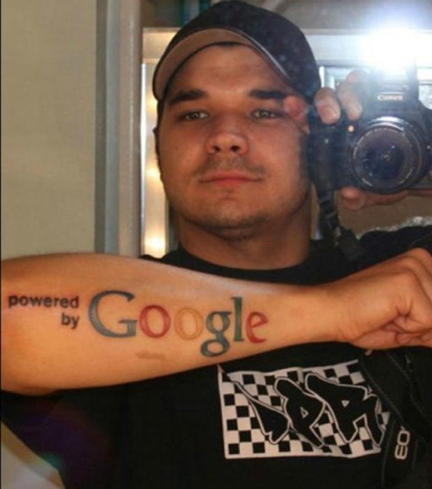 Google - это сила.
