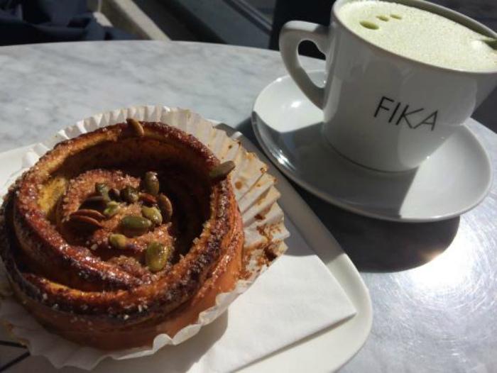 Кофе по-шведски. | Фото: AdMe.