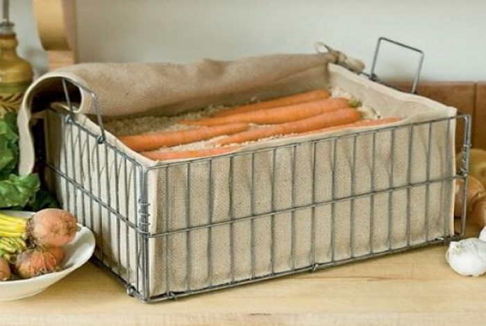 Длительное хранение морковки. | Фото: NewsLinQ.