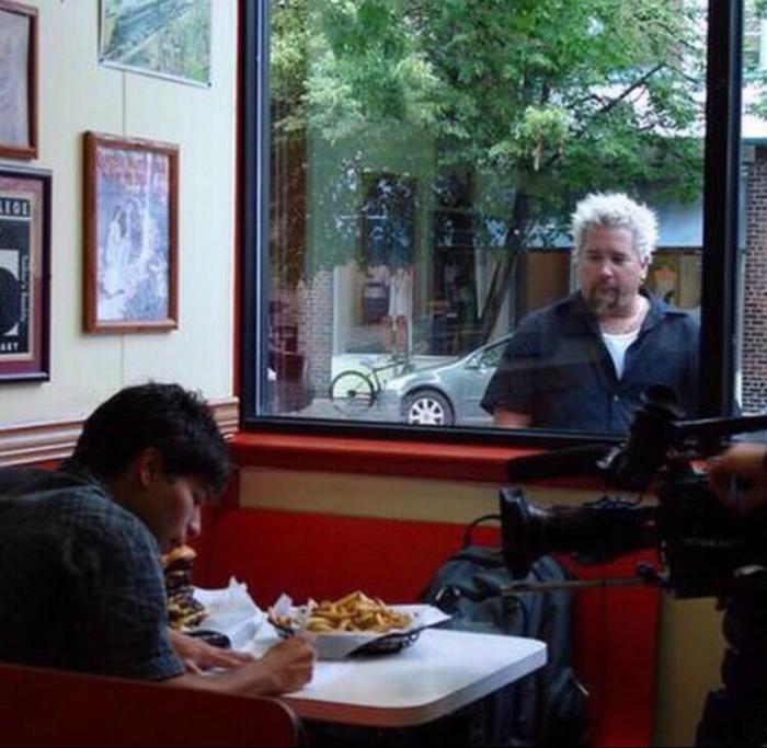«Первый день диеты». | Фото: Reddit.