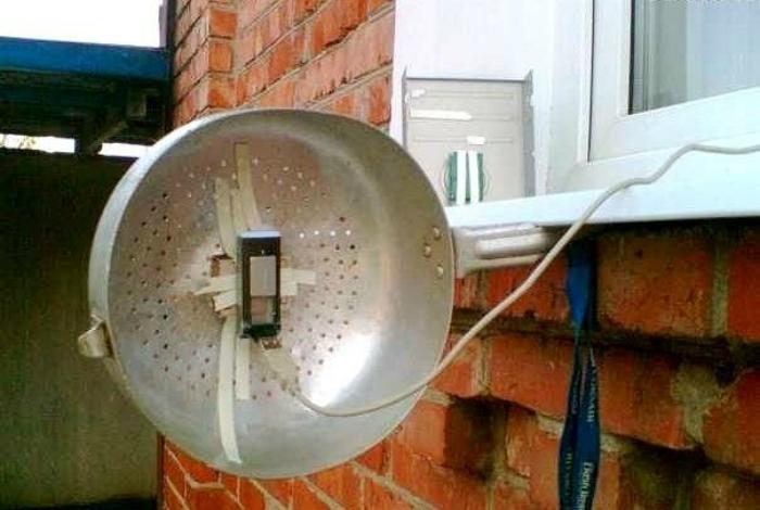 Как сделать что бы телефон не ловил сеть