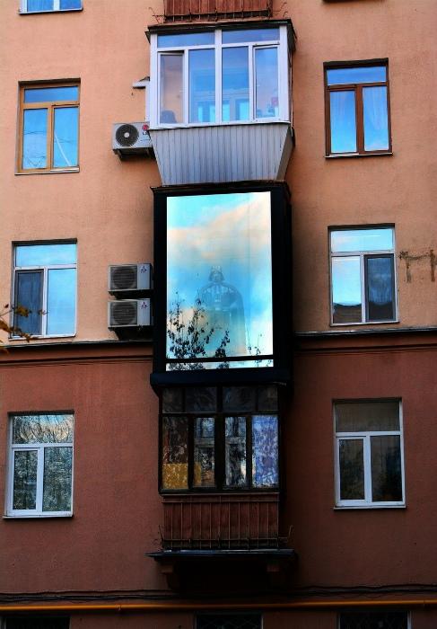 Редакция Novate.ru нашла апартаменты Дарта Вэйдера на Земле. | Фото: Pinterest.