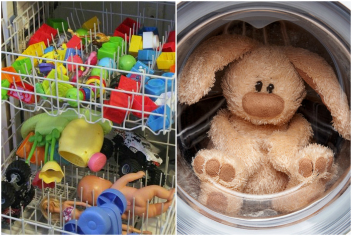 Детские игрушки. | Фото: uminex.by.