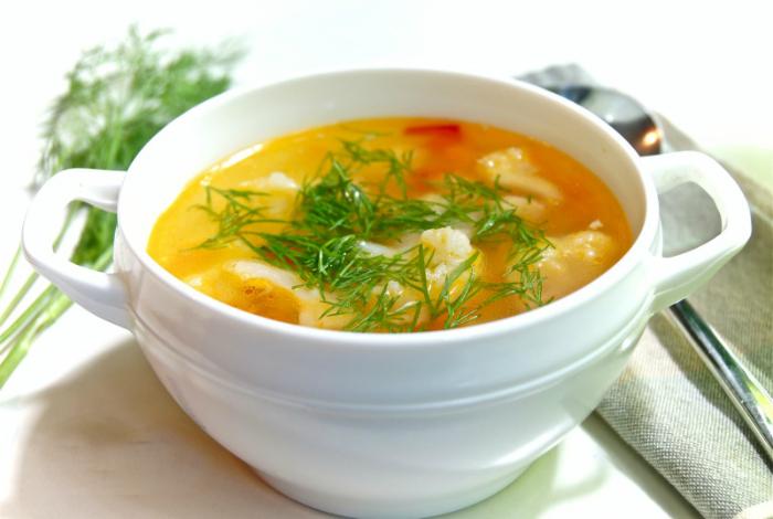 Секретный ингредиент, который сделает суп еще вкуснее.