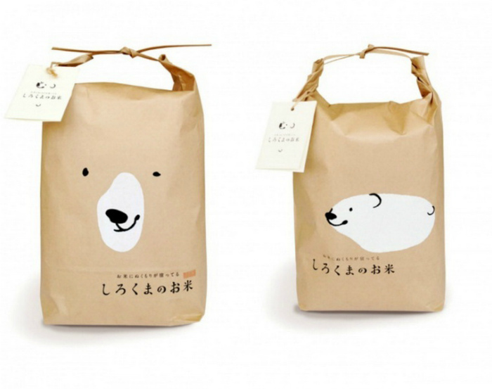 Упаковки с рисом. | Фото: Главком.