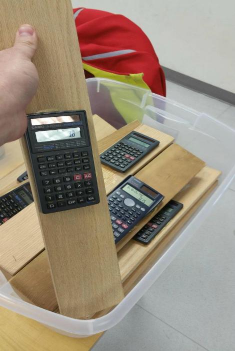Калькуляторы-линейки.