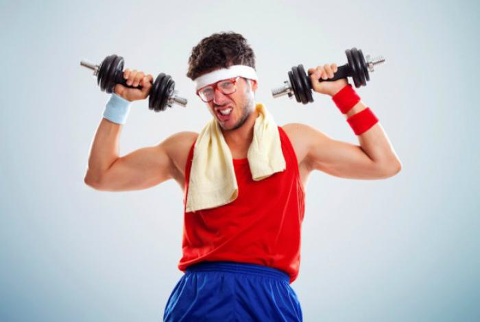 Отсутствие спортивных нагрузок. | Фото: Активный образ жизни.