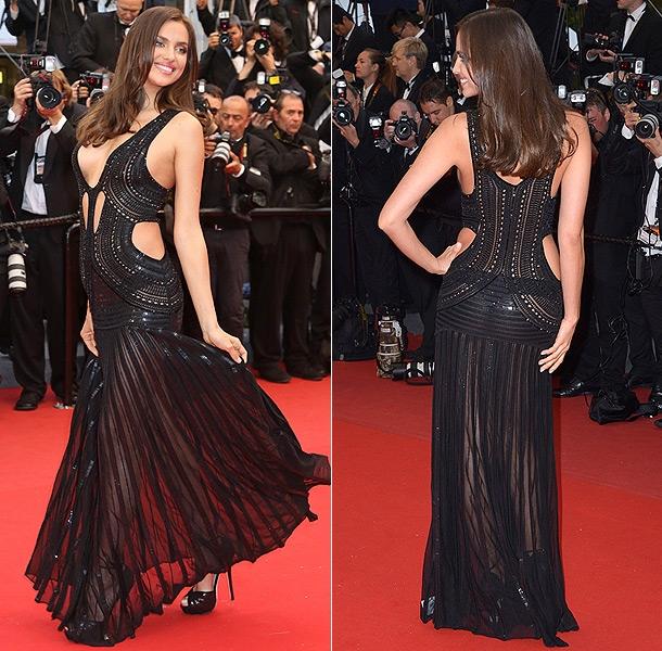Откровенное платье знаменитостей