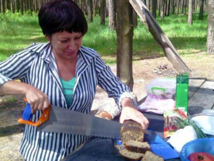 Альтернативные ножи от Novate.ru.   Фото: Фишки.нет.