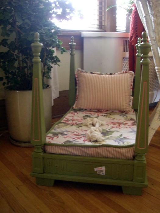 Спальное место для питомца.