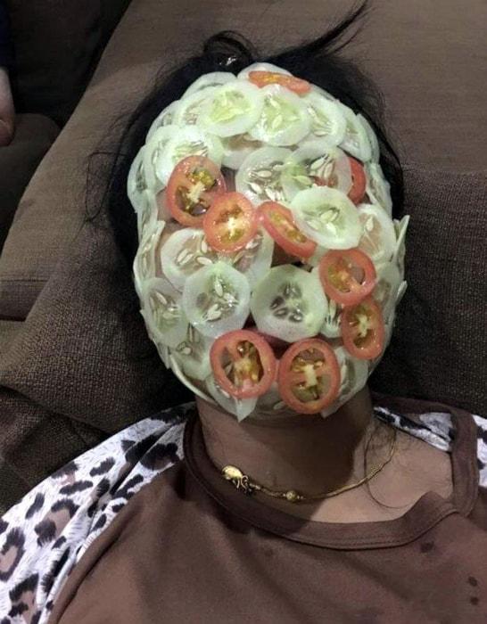 Чудодейственная маска.