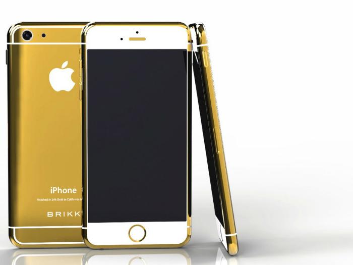 Цена: $ 48 миллионов. Телефон покрыт золотом или платиной, на усмотрение заказчика, и инкрустирован бриллиантами разных цветов.