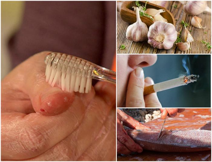 Едкие запахи на руках. | Фото: Nastroenie.tv, bigpicture.ru, F.ua, Tv.ua.