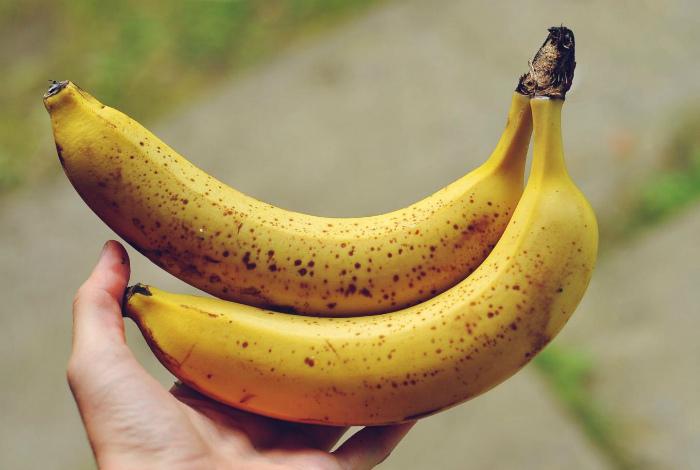 Хранение бананов.